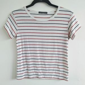 Brandy Melville stripped top size S